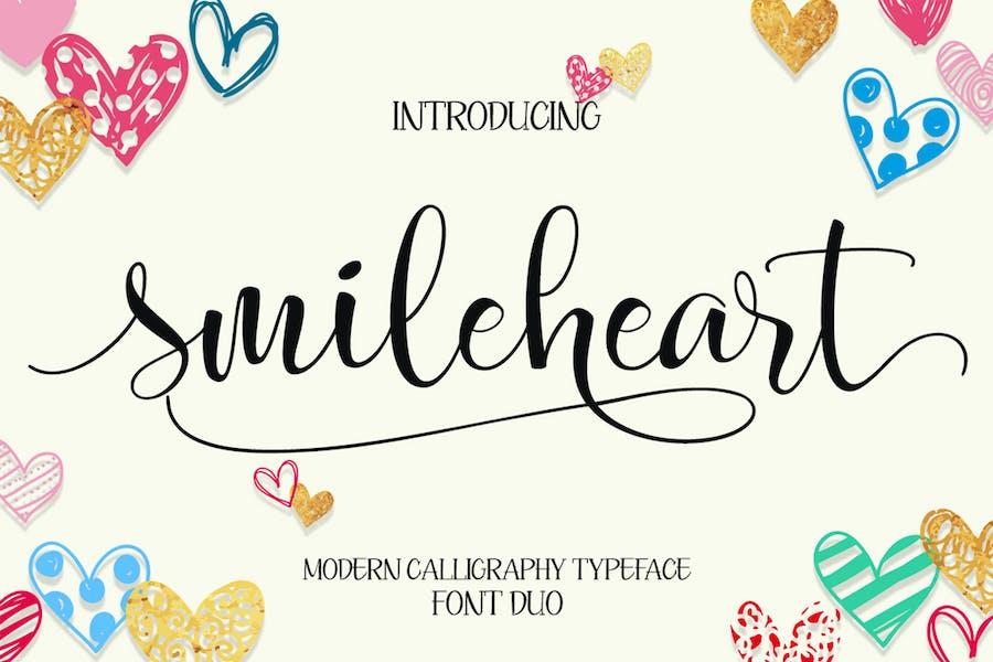 SMILEHEART Script