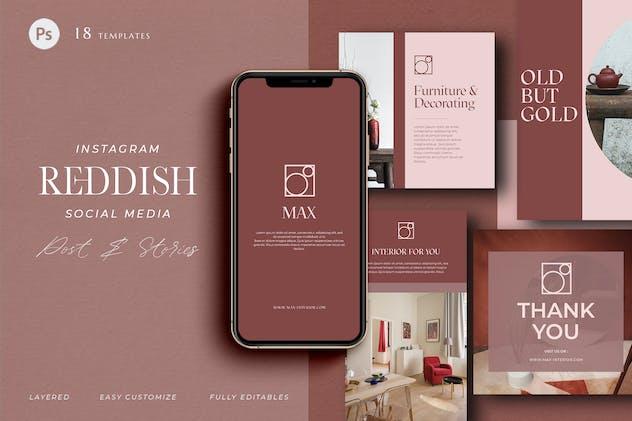 Interior Designer Company - Instagram Pack
