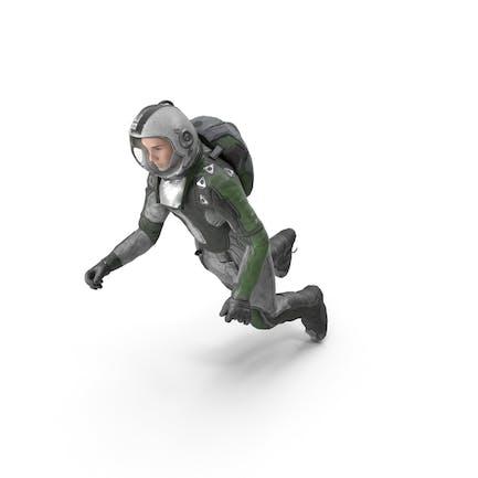 Saltar cosmonauta