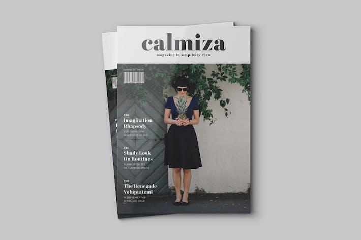 Thumbnail for Calmiza Magazine