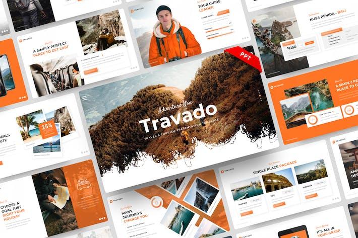 Travado - Travel & Tourism PowerPoint Template