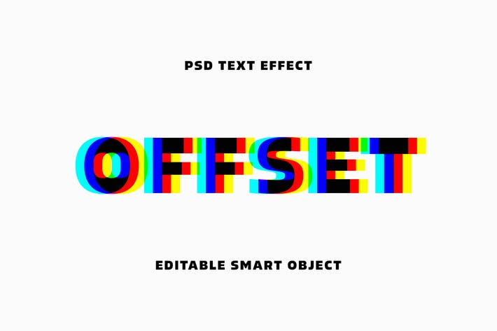 Thumbnail for Anaglyphic Stereo Text Effect