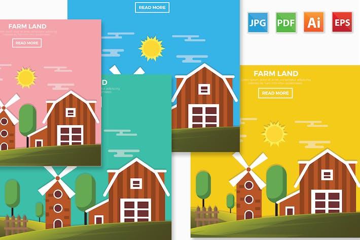 Thumbnail for Diseño de terrenos agrícolas