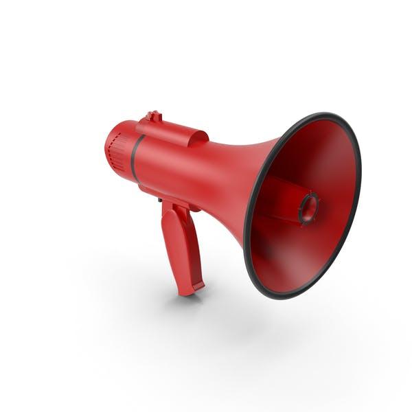 Thumbnail for Loudspeaker Red