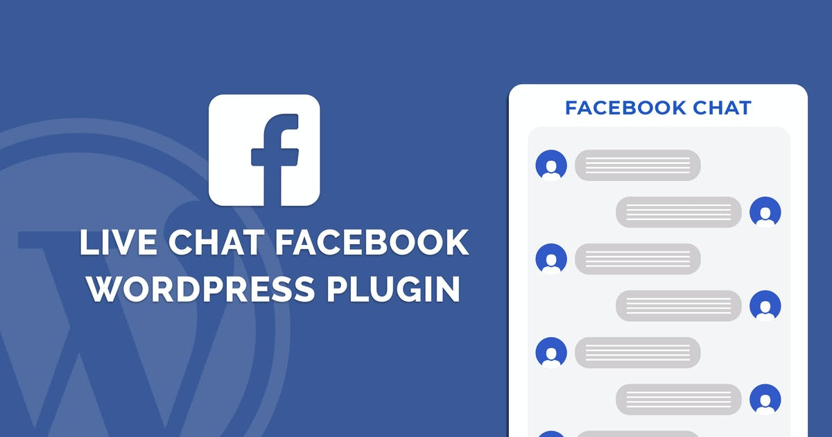 Live Chat Facebook WordPress Plugin by kamleshyadav