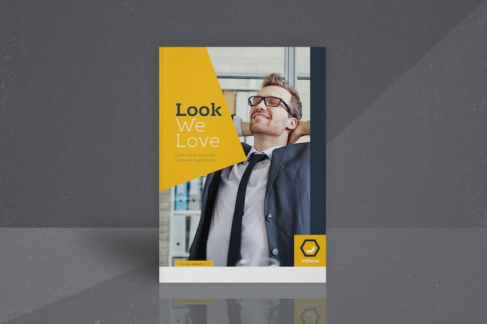 Cover Image For Williams Business Brochure
