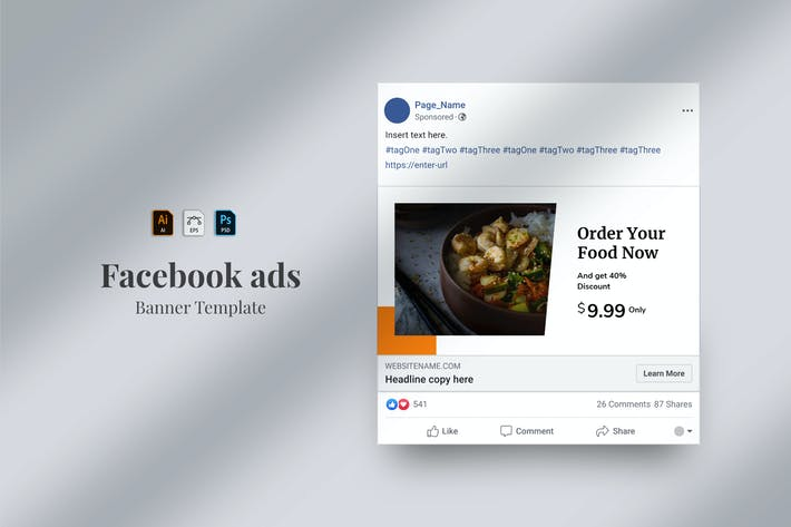 Thumbnail for ELENA - Facebook ad 02