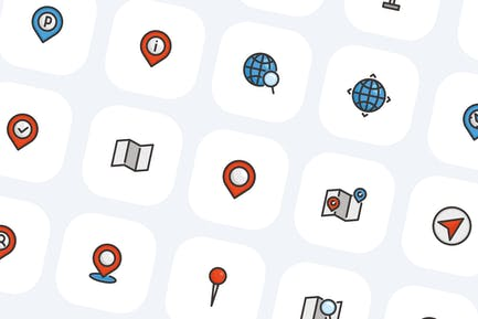 30 Navigations-Elemente