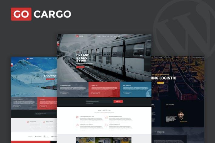 Thumbnail for GoCargo - Freight, Logistics & Transportation Word