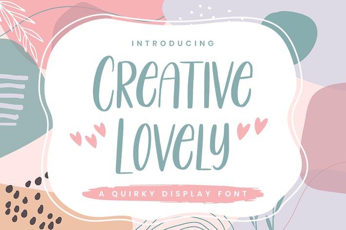 Creative Lovely - Fuente lúdica
