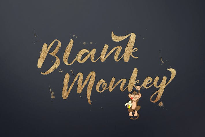 Thumbnail for Blank Monkey