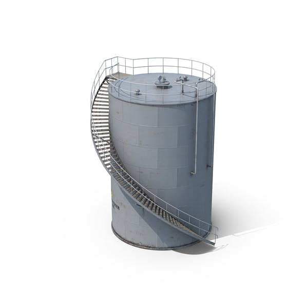Thumbnail for Oil Storage Tank