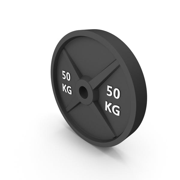 Thumbnail for Barbell Weight 50kg