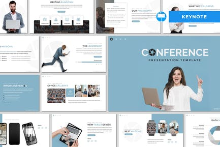 Conference - Business Keynote Template