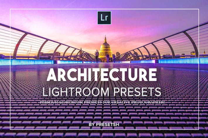 Архитектура Пресеты Lightroom
