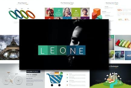 Leone Keynote