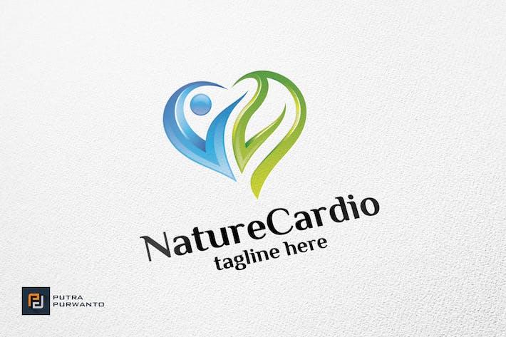 Nature Cardio - Logo Template