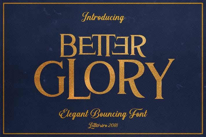 Thumbnail for Better Glory