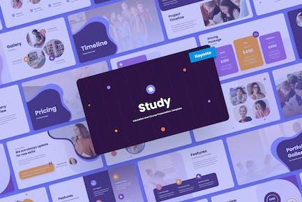 Study - Education Keynote Presentation
