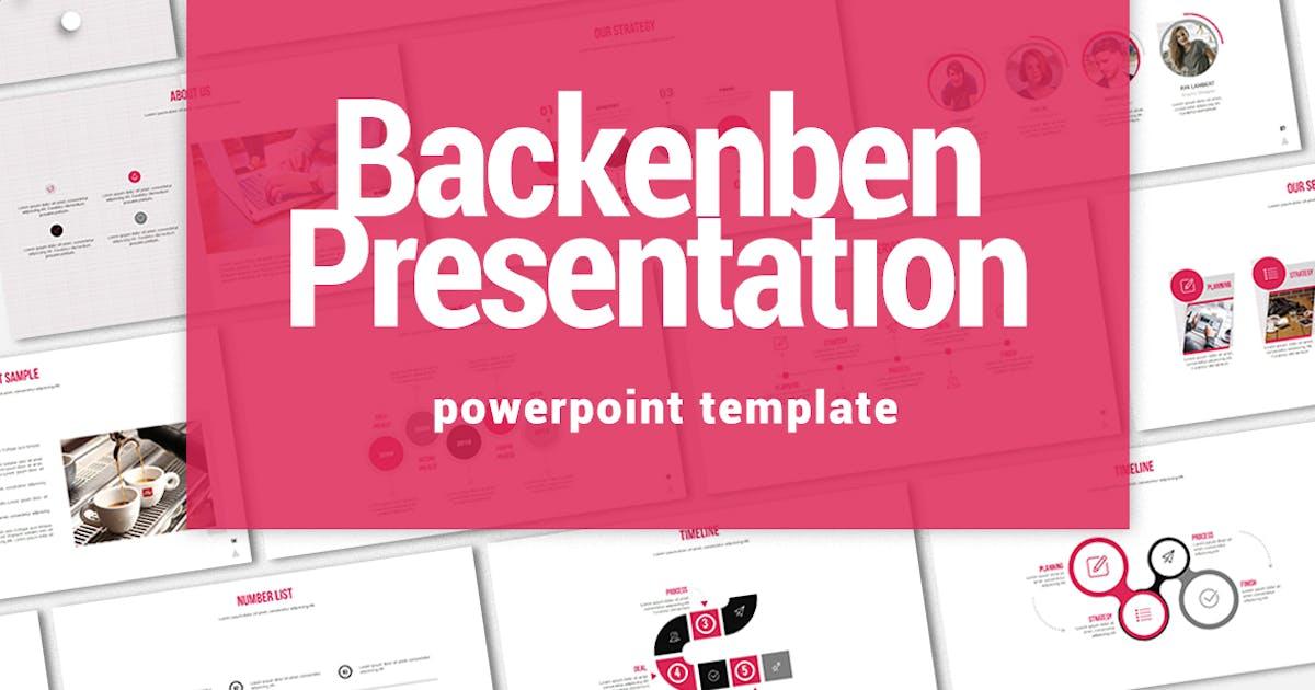 Download Backenben Presentation by thirtypath