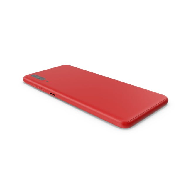 Cover Image for Mobile Phone Red