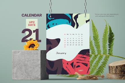 Impulsive Days - Calendar 2021