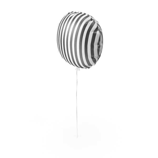 Thumbnail for Striped Balloon