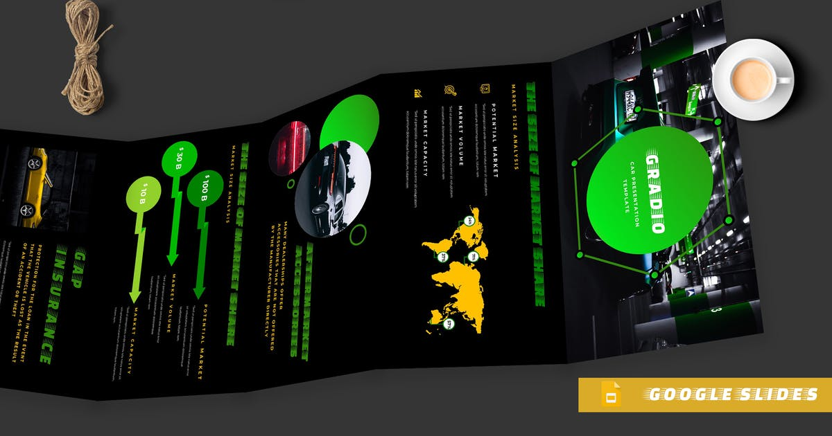 Gradio Google Slides Presentation by Unknow