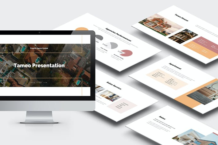 Tameo : Property Agent Powerpoint