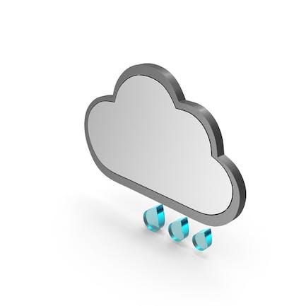 Wetter Icon Duschen