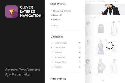 Clever WooCommerce Ajax Product Filter