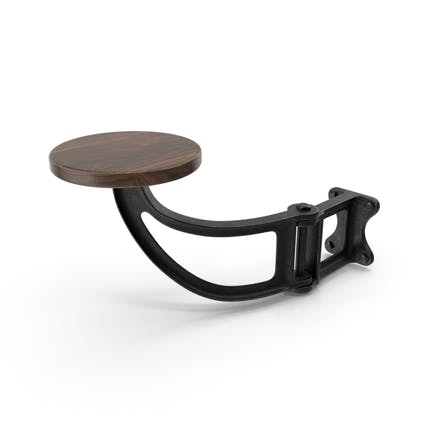 Swing-Out Seat