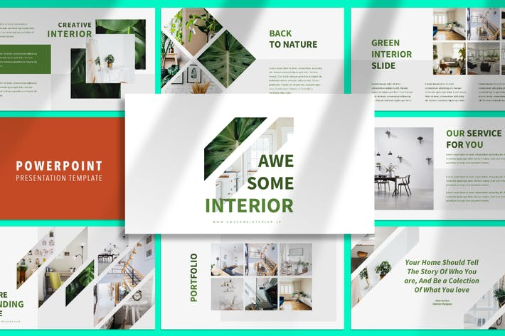 Download 57 Architect Presentation Templates - Envato Elements