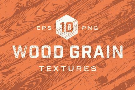 Holzmaserung Texturen