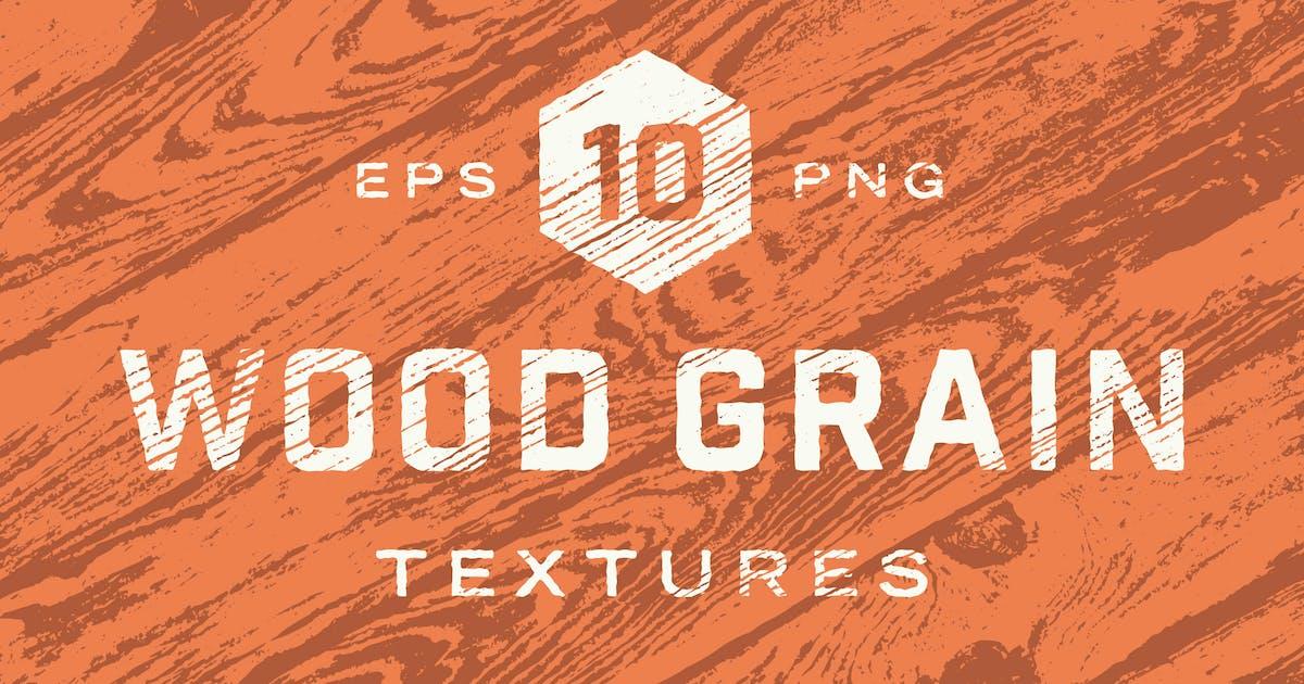 Wood Grain Textures by ghostlypixels