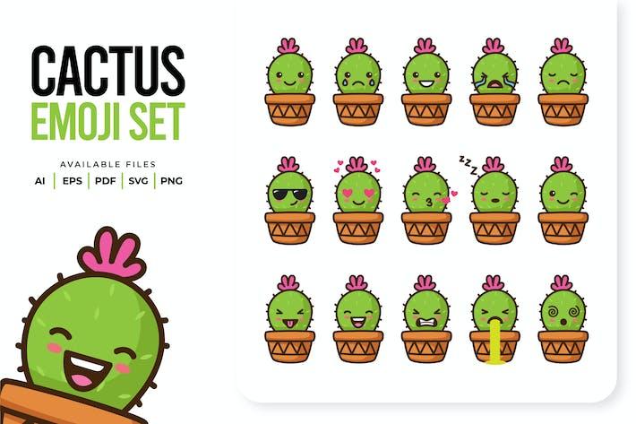 Thumbnail for Cactus Emoji