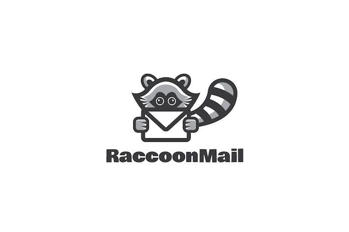 Thumbnail for Raccoon Mail Logo