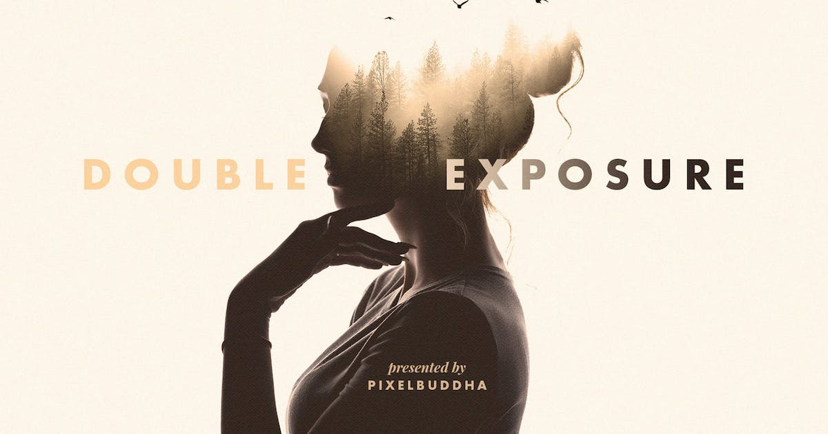 Download Double Exposure Photoshop Effect by pixelbuddha_graphic