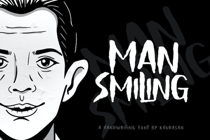 Thumbnail for Man Smiling