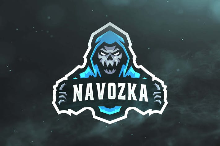 im reaper sport and esports logos by ovozdigital on envato elements