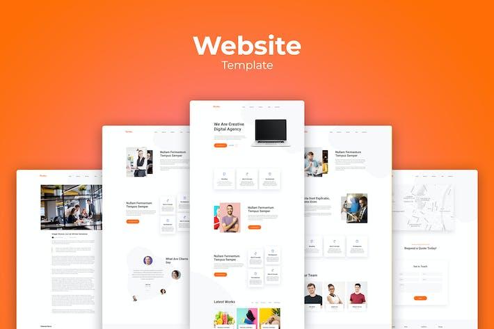 Thumbnail for Webseiten-Vorlagen