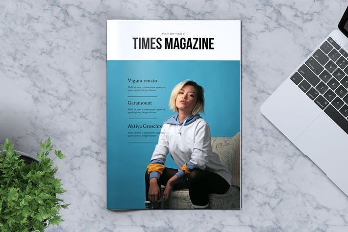 Thumbnail for Times Magazine