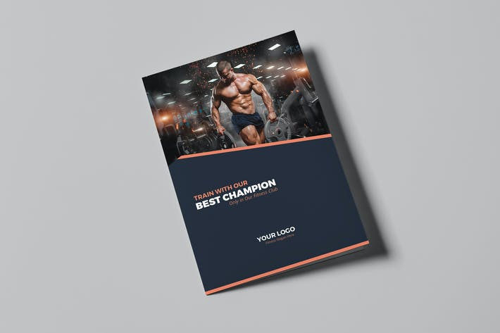 Thumbnail for Brochure – Gym Bi-Fold