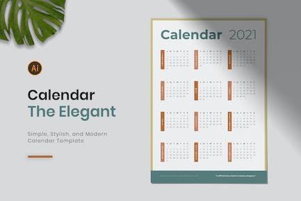 Elegant Calendar