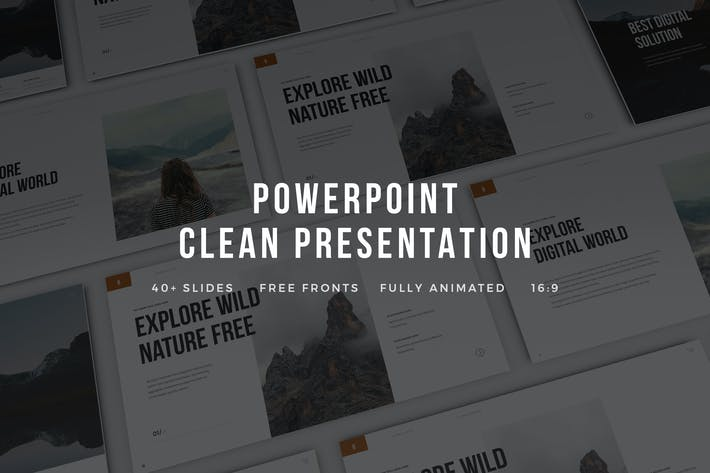 Forest Presentation Template