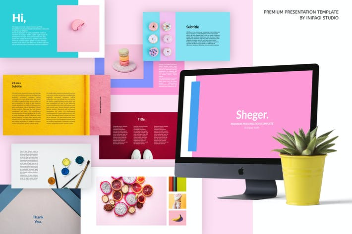 Thumbnail for SHEGER Presentation Template