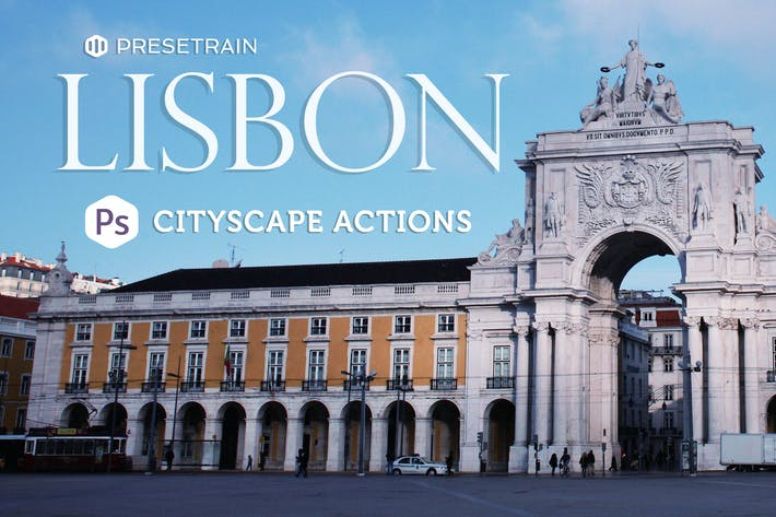 Thumbnail for Lisbon Cityscape Actions