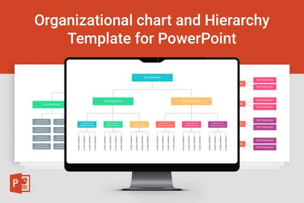 Organizational Chart for PowerPoint