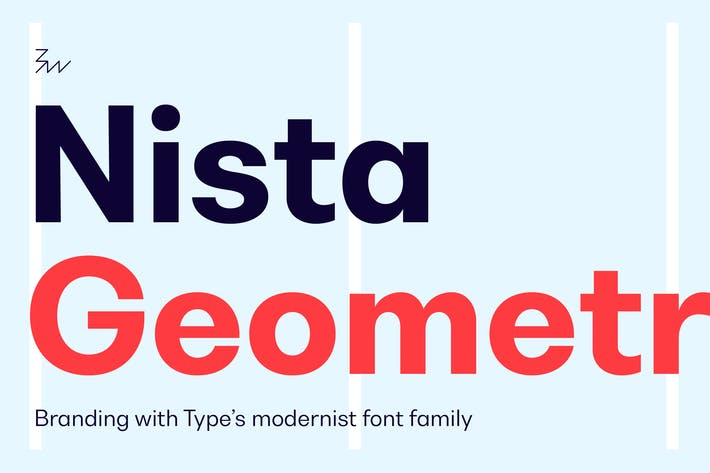 Cover Image For Bw Nista Geometric