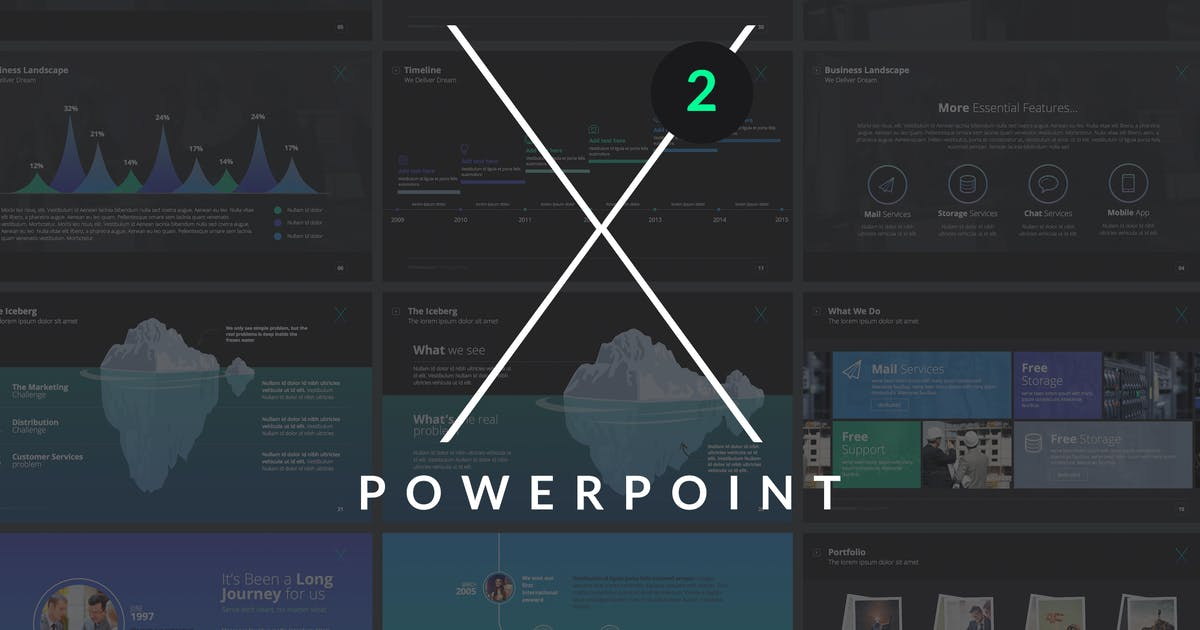 Download X Note (VOL.02) - Powerpoint Template by Unknow